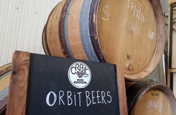 Pint Sized: Visiting Orbit Beers