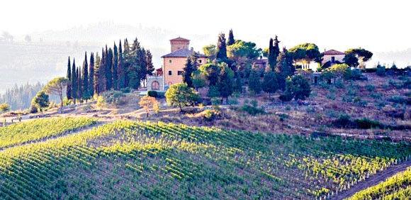 Meet the Producer: Castello dei Rampolla