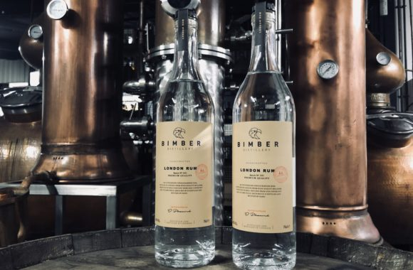 A Jeroboams Exclusive: Bimber Distillery Launch a London Rum