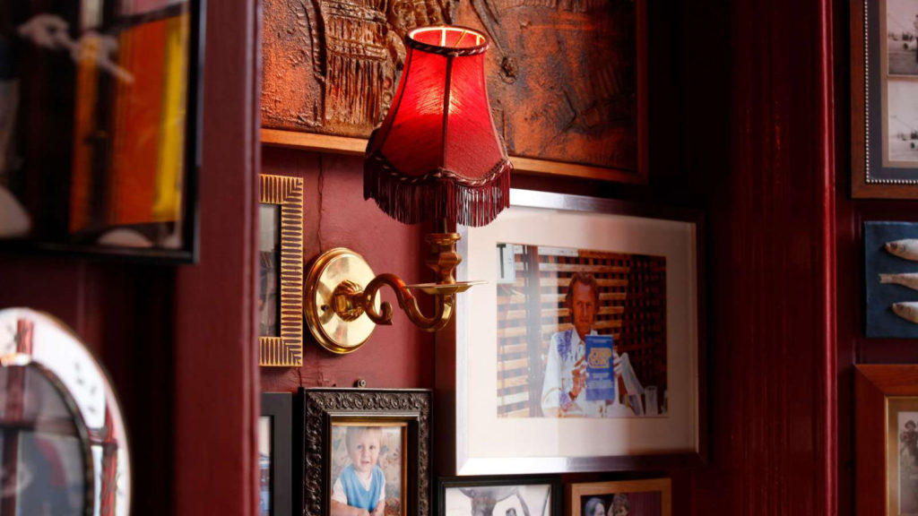 At Home With: Pete Cross, The Union Club