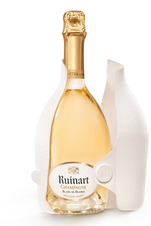 N.V. Ruinart Blanc de Blancs, Second Skin (Bottle)