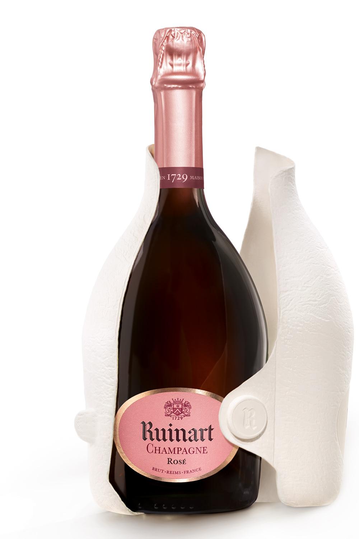 N.V. Ruinart Rose, Second Skin (Bottle)