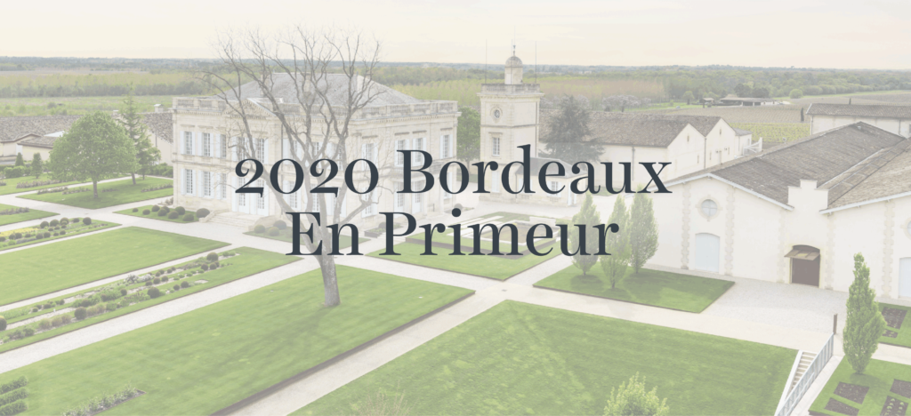 2020 Bordeaux Vintage Report