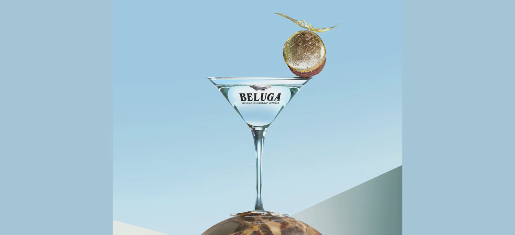 An Introduction to the Vodka Martini